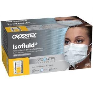 SecureFit Isofluid Earloop Face Masks