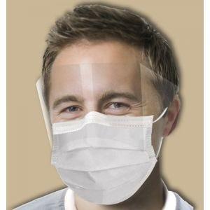 Ultra Sensitive Fog-Free Masks w/ Shield