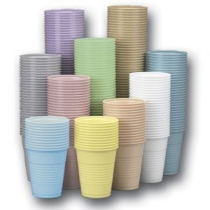 Plastic Cups Crosstex