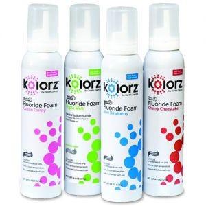 Kolorz APF Foam Fluoride