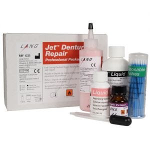 Jet Repair Denture Acrylic