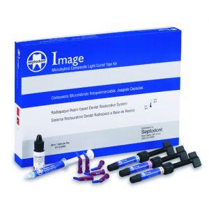 Image Microhybrid Composite Syringe