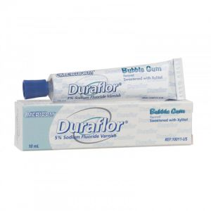 Duraflor 5% Fluoride Varnish