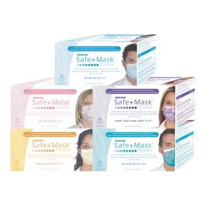 Safe+Mask Premier Face Masks