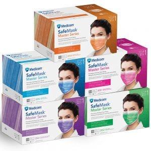 SafeMask Master Series Face Masks