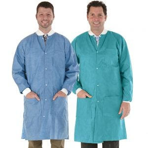 SafeWear Lab Coats