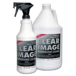 Clear Image Radiographic Cleaner