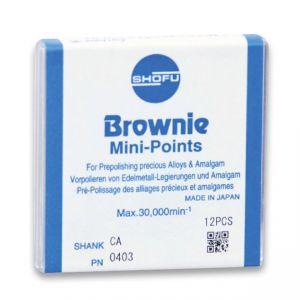 Brownie Stones Prepolish