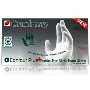 Contour Plus Nitrile PF Gloves