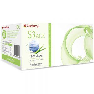 S3 ACE Face Masks