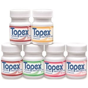 Topex Topical Anesthetic Gel