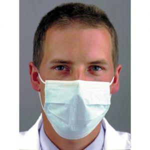 Com-Fit Fluid Resistant Procedure Face Masks