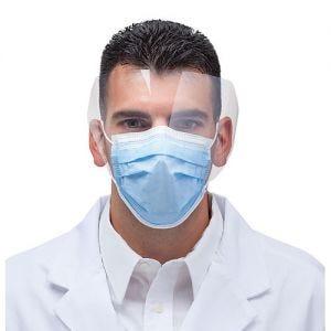 Com-Fit Face Masks w/ Shield