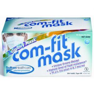Com-Fit Groovy Face Masks
