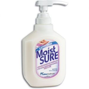 Moist Sure Lotion Soap