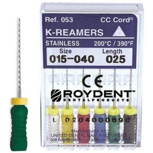 K-Reamers 25mm Roydent