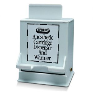 Anesthetic Cartridge Dispenser & Warmer