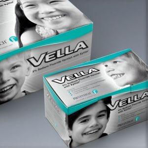 Vella 5% Fluoride Varnish