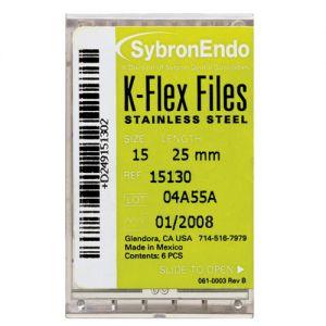 K-Flex Files 21mm Kerr Endodontics