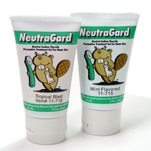 NeutraGard 1.1% Neutral Fluoride