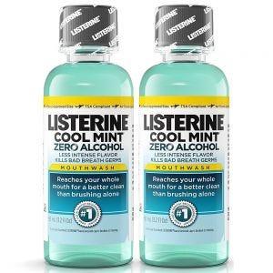 Listerine Zero Mouthwash