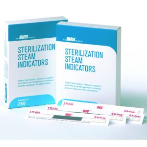 IMS Steam Sterilization Indicator Strips