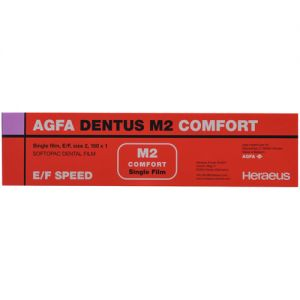 Agfa Dentus M2 Comfort E/F Speed Film