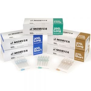 Disposable Dental Needles J. Morita