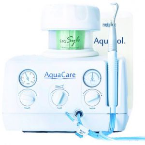 AquaCare Single Air Abrasion & Polishing System
