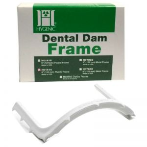 Hygenic Plastic Dental Dam Frames