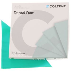 Non-Latex Dental Dam
