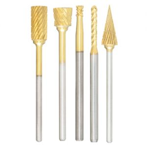 GTN Gold Laboratory Carbide Burs