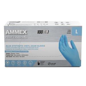 Stretch Synthetic Vinyl PF Gloves