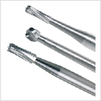 Carbide Burs Category Block