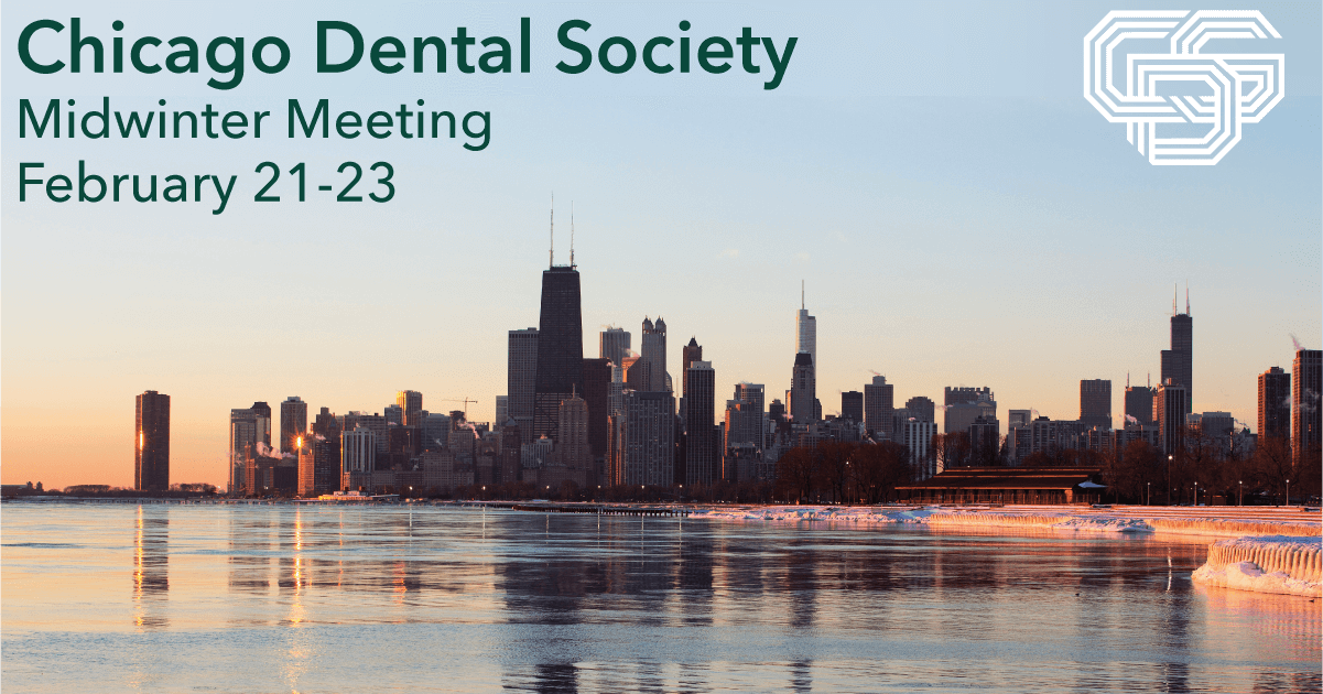 Chicago Dental Society Midwinter Meeting 2019