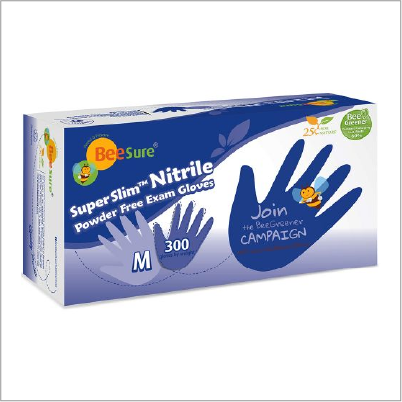 Nitrile Gloves Category Block